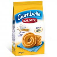 Печиво Balocco Ciambelle з вершками 350г х12