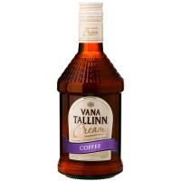 Лікер-крем Vana Tallinn кава 16% 0.5л
