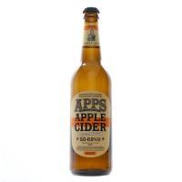 Сидр Apps Apple класік 5%-6.9 0,5л с/б х12