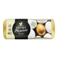 Яйця курячі Квочка Premium 10шт. х30