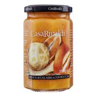 Варення CasaRinaldi з апельсинів з Калабрії з цедрою 330г х6