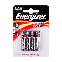 Батарейки Energizer Alkaline Power AAA 4шт.