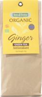 Чай Fito Organic Green tea Ginger 50г