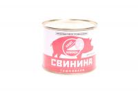 Свинина Наші ковбаси тушкована ж/б 525г