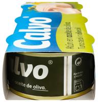 Тунець Calvo у оливковій олії ж/б 3*80г х25