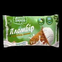 Морозиво Белая Бяроза Пломбір у цукровому стакані  77г х12