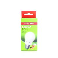 Лампа Eurolamp LED 7W E27 4000K арт.A50-07274(D) x10
