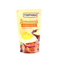 Майонез Торчин Домашній провансаль 180г
