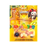 Асорті Santa Vita фруктове дитяче 200г