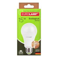 Лампа Eurolamp LED 15W E27 3000K арт.15272Р