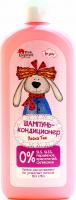 Шампунь-кондиціонер Pink Elephant Зайка Тая 500мл х6