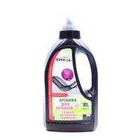 Органічний рідкий засіб-детергент для прання чорних тканин Almawin, 750 мл