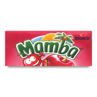 Цукерки Mamba Асорті жувальні 26,5г х48