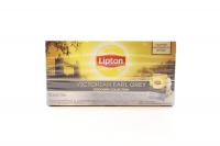 Чай Lipton Victorian Earl Grey чорний 50г 25пак х24