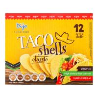 Taco Dijo Shells