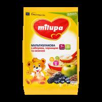 Каша Nutricia мультизлакова з ябл. чорниц. та ожина 170г х6