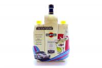 Вермут Martini Bianco 1л + Schweppes tonic 2*0,5л х6