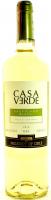 Вино Casa Verde Sauvignon Blanc біле сухе 0,75л