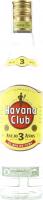 Ром Havana Club Anejo 3років 40% 0,5л х6