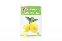 Кислота лимонна Ата 100г х20