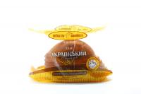 Хліб Київхліб Український нарізаний скибочками в пл. 0,475кг