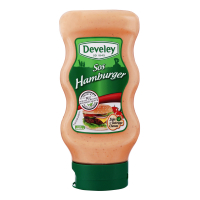 Соус Develey Гамбургер пет 410г