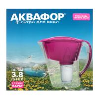 Фільтр для води Аквафор Глечик Карат 3,8л