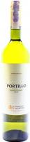 Винo Portillo Chardonnay біле сухе 0.75л х2