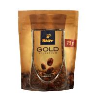 Кава Tchibo Gold Selection розчинна 75г х14
