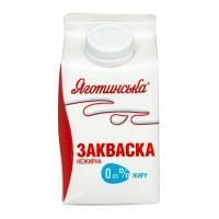 Закваска Яготинська 0% п/п 450г