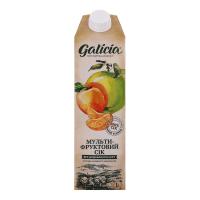 Сік Galicia мульти-фруктовий 1л х6