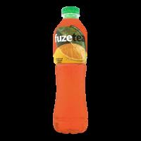 Напій FuzeTea чорний чай зі смаком лимона пет 1л х6