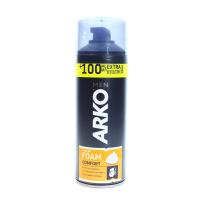 Піна ARKO для гоління Comfort +100мл 300млх6