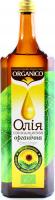 Олія Organico соняшникова органічна нерафінована 750мл