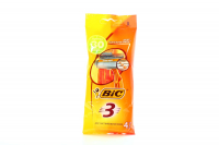 Бритва Bic Sensitive-3 4шт.