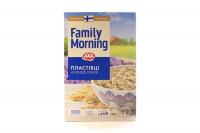 Пластівці Axa Family Morning 4-х видів злаків 500г