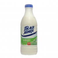 Біфідо Біла лінія 2,5% 900г пляшка