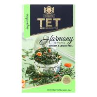 Чай ТЕТ Harmony зел. 20*1,75г 35г