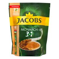 Кава Jacobs Monarch розчинна 3в1 150г