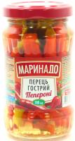 Перець Маринадо гострий Пепероні с/б 180мл