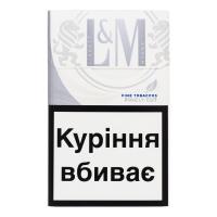 Сигарети L&M Silver Label