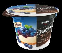 Десерт Danone Данісімо 6,0% чорничний чізкейк 230г