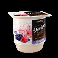 Десерт Danone Даніссімо Ягідне морозиво 3,2% 125г