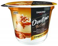 Десерт Danone Даніссімо Карам.-горіх. крем брюле 6% 230г