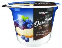 Десерт Danone Даніссімо Чорничний чізкейк 6% 230г