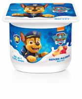 Йогурт Danone Персик-Малина 2% 115г х12