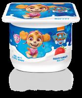 Йогурт Danone Полуниця 2% 115г х12