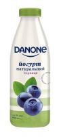 Йогурт Danone Чорниця 1,5% 800г