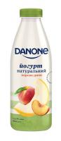 Йогурт Danone Персик-диня 1,5% 800г