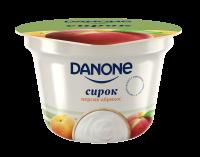 Сирок Danone Персик-Абрикос 170г